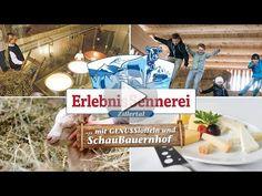 Die ErlebnisSennerei Zillertal - YouTube Day, Youtube, Hiking, Studying, Youtubers, Youtube Movies