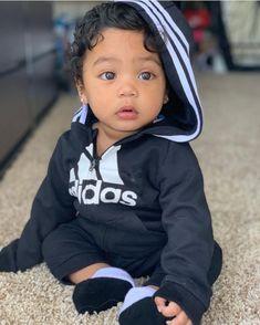 Cute Baby Boy, Mixed Baby Boy, Cute Mixed Babies, Cute Black Babies, Black Baby Girls, Beautiful Black Babies, Cute Little Baby, Pretty Baby, Cute Baby Clothes