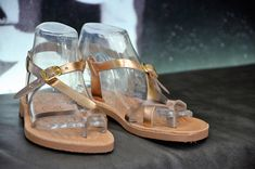 Bare Foot Sandals, Shoes Sandals, Natural Leather, Primary Colors, Barefoot, Leather Sandals, Favorite Color, Color Pop, Greek