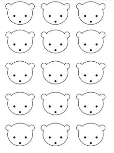 ours Royal Icing Templates, Royal Icing Transfers, Meringue Desserts, Meringue Cookies, Macarons, Macaron Template, Pig Cookies, Crown For Kids, Unicorn Printables