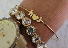 Tiny Gold Initial Bangle Bracelet...Small Initial Bracelet...bridal party jewelry gift idea birthday