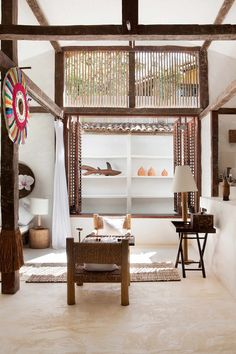 Casa de praia rústica e aconchegante em Trancoso. Projeto da arquiteta Daniela Oliveira é encantador e traz elementos naturais para todos os ambientes