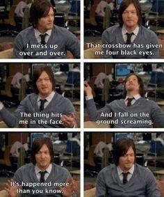 Poor Norman.