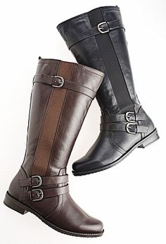 Wide calf Boots at Avenue under $50.