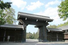 京都御苑 堺町御門 2009.04.29 /アンジュー フォトギャラリー