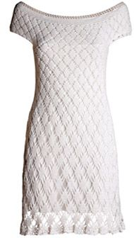 Este é um outro vestido muito lindo que vi no site da Revista Manequim CLIQUE AQUI e vc será direcionado para página de como fazer essa peça.