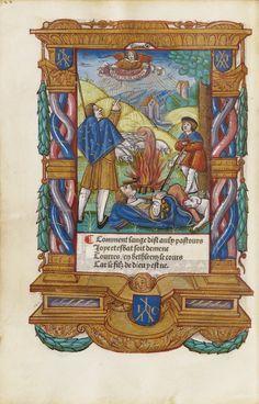 Livre d'Heures   Lot   Sotheby's