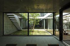 Internal Garden - APOLLO Architects & Associates.