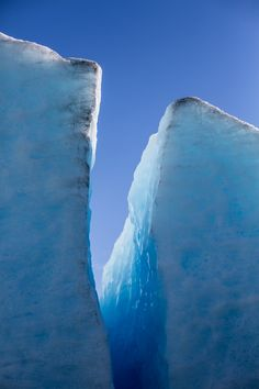 Deep Cuts III Spencer Glacier, Alaska