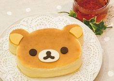 リラックマ&コリラックマチーズケーキ! (リラックマストア)