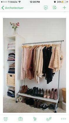 Minimalist Closet, Minimalist Decor, Minimalist Clothing, Minimalist Living, Minimalist Bedroom Small, Minimalist Layout, Minimalist Kitchen, Minimalist Interior, Minimalist Design