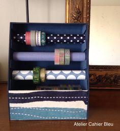 マスキングテープBOX : JOURNAL Le Cahier Bleu