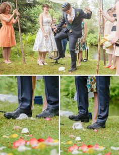 Jewish Weddings Often End With The Groom Crushing A Wine Gl Under His Heel Breaking Of Was Traditionally Symbolic Remembrance