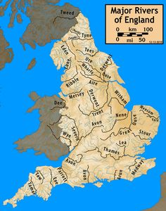 british isles Bob's Home For Writing: A-Z Challenge 2018 - Theme Reveal:British Rivers Uk History, British History, History Facts, Ancient History, History Channel, African History, Map Of Great Britain, Best Landscape Photography, Cultura General