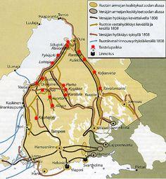 Suomen sota 1808.