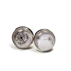 Make A Wish Stud Earrings now featured on Fab.
