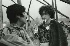 Forgotten Woodstock: Never Seen Before Images of the Greatest Rock Concert of all Time! - Page 31 of 81 - History Hole Woodstock Music, Woodstock Festival, Woodstock Hippies, Rock N Roll Music, Rock And Roll, Woodstock Pictures, Hippie Lifestyle, Joe Cocker, Joan Baez
