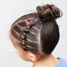 Hairstyles | Hair Ideas | Hairstyles Ideas | Braided Hair | Braided Hairstyles | Braids for Girls | Braids for Little Girls | Toddler Hairstyles | Toddler Hair Ideas | Braids