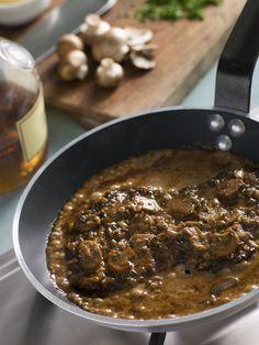 Meaty Main Course: Classic Steak Diane