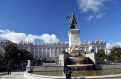 Madrid im Web