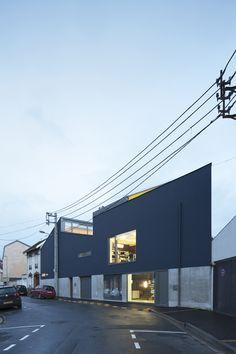 House & Office in Reims / Aurore Dudevant + Philippe Zulaica