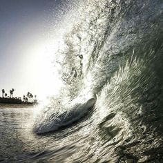 Photo by Chris Harsh Huntington Beach, Waves, Outdoor, Outdoors, Ocean Waves, Outdoor Games, The Great Outdoors, Beach Waves, Wave