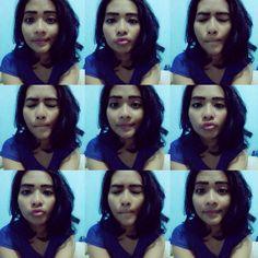Pardon my selfie ✌