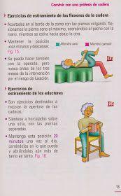 Ejercicios Específicos Para Prótesis De Cadera Ejercicios Ejercicios Para Piernas Ejercicios De Respiracion