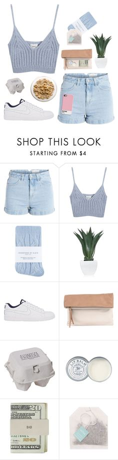"""Oversized"" by thriney ❤ liked on Polyvore featuring Pieces, Chicnova Fashion, Johnstons, Agave, NIKE, Pietro Alessandro, Maison Margiela, Jack Wills and Jack Spade"