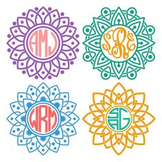 Mandala Cuttable Frame Cut File. Vector, Clipart, Digital Scrapbooking Download, Available in JPEG, PDF, EPS, DXF and SVG. Works with Cricut, Design Space, Cuts A Lot, Make the Cut!, Inkscape, CorelDraw, Adobe Illustrator, Silhouette Cameo, Brother ScanNCut and other software.