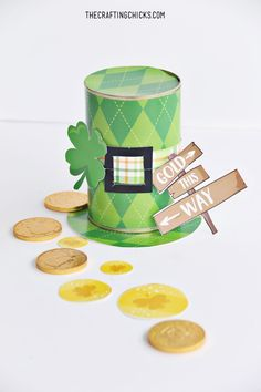 Your kids are sure to catch that pesky Leprechaun with these fun and easy Leprechaun Trap Printables. With rainbow, green, and lucky gold coins, the leprechaun is sure to make a stop at your house. #leprechauntraps #leprechauntrapprintables #leprechauntrapideas Diy And Crafts Sewing, Diy Crafts For Kids, Party Activities, Preschool Activities, Pringles Can, Paper Towel Tubes, Leprechaun Trap, Holidays With Kids, Paper Straws