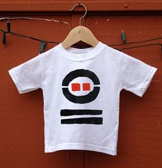 Geometric Children T-shirt cotton baby