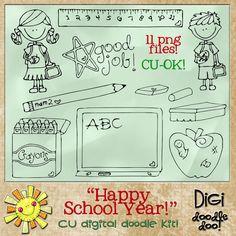 Digi-Doodle Doo: Fall