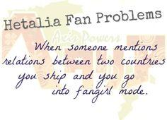 Hetalia Fan Problem #42  Spamano! <3 <3 <3 <3