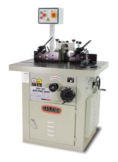 Tilting Spindle Shaper SS-3528-T | Baileigh Industrial