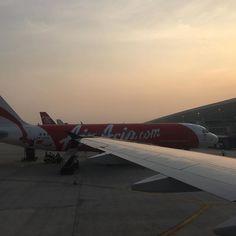 #Indonesian #AirAsia #Airbus #Jarkata #airport #travel #reviewsbycouple