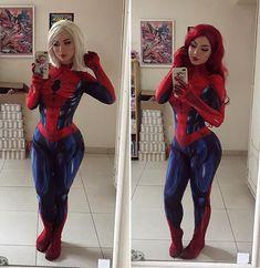 cosplay Maria fernanda galvao
