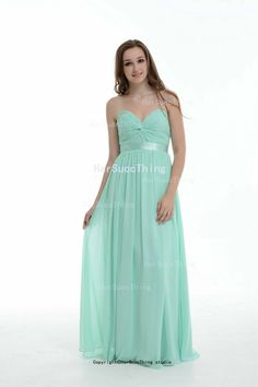 Sweetheart  Bridesmaid Dress ALine/Princess Prom by harsuccthing, $119.00