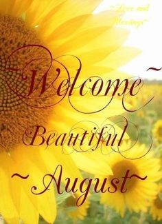 Welcome August Images, Welcome August Pictures, Welcome August Quotes, Welcome August Sayings, Welcome August Photos Seasons Months, Days And Months, Seasons Of The Year, Months In A Year, 12 Months, August Baby, August Month, New Month, August Quotes Month Of