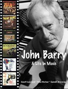 John Barry, without any doubt, one of my favourite composers of film scores and many other forms of music. Sleep well my friend ............. :) ........... w.