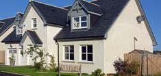 Silicone Roughcast, Aberdeen | K Rend