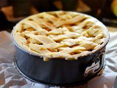 Overheerlijke appeltaart met amandelspijs