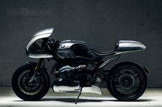 Beautiful BMW R nineT Cafe Racer ''HPnineT'' by High Octane #motorcycles #caferacer #RnineT | caferacerpasion.com