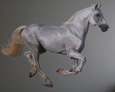 White Horse - Joanna Maitland-Hudson