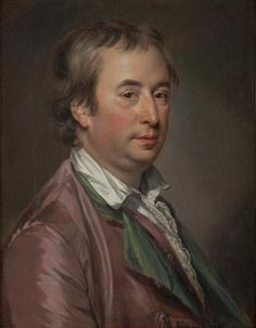 Sir William Chambers (1726-1796) Architect of Somerset House, c.1764, by Francis Cotes.