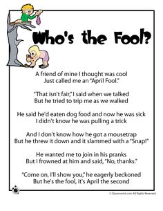April Fools Pranks And Jokes For Kids Teach Mama 2015 | Tee Wallpapers (shared via SlingPic)