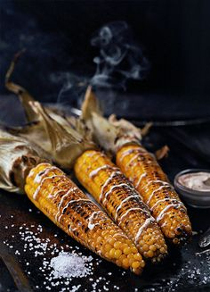 "freshcravings: "" The perfect way to fall into the season. Food art by Tumblr Creatr Daria K """