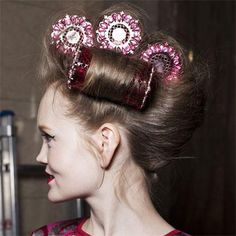 Hair Rollers by Lara Jensen