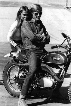 Letting Go Of Summer - Moto style