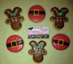 Christmas Cookie order by BBB